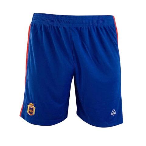 Lanzarote Football blue shorts
