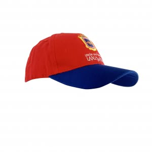 Lanzarote Football red cap