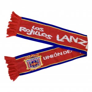 Lanzarote Football red scarf