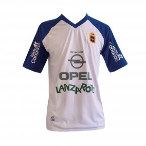 Lanzarote Football white shirt