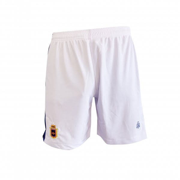 Lanzarote Football white shorts