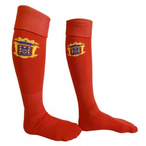 Lanzarote Football red socks